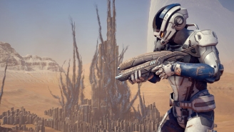 'Mass Effect: Andromeda' Is Effectively Dead After Bioware Announces An End To Its Single-Player Updates