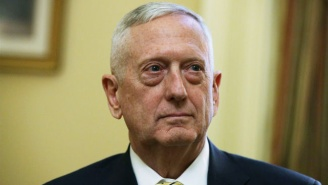 Gen. Mattis Directly Contradicts A Trump Tweet On North Korea: 'We're Never Out Of Diplomatic Solutions'