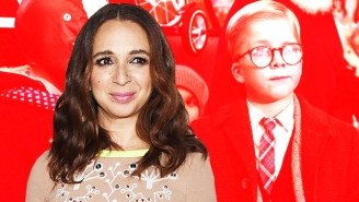 Maya Rudolph Will Sing Her Heart Out As Ralphie's Mom In Fox's 'A Christmas Story' Musical