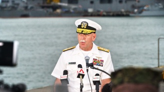 The Remains Of Some Sailors Have Been Found On The Damaged USS John S. McCain Warship
