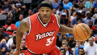 Rashad McCants Loves The BIG3 Because It Has None Of The 'Softness' Of The NBA