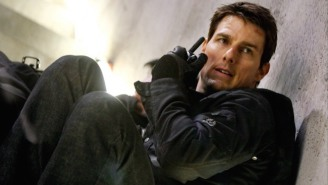 Tom Cruise Broke His Ankle Doing A 'Mission: Impossible 6' Stunt And Now The Movie's On Indefinite Hiatus