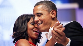 The Obamas Truly Went The Extra Mile To Send Wedding Congrats To One Lucky Bride