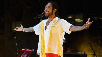 Miguel's Impromptu Acapella Cover Of SZA's Foxy Jam 'The Weekend' Is Chill-Inducing