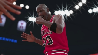Only Four Players Received Perfect 99 Ratings As Legends In 'NBA 2K18'