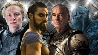 The 'Game of Thrones' Old School MMA Tournament, Round 7: The Entropic Eight
