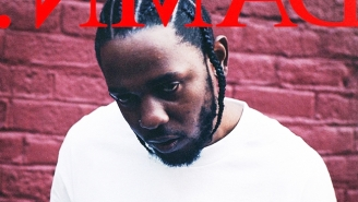 Kendrick Lamar Confirms The Long-Running Theory That 'Damn' Was Designed To Be Played Backwards