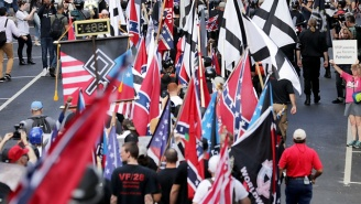 An Attendee Of The Nazi/White Supremacist Rally In Charlottesville Has Lost His Job After Being ID'd Online