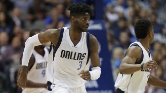 Nerlens Noel Signed His $4.1 Million Qualifying Offer And Will Be A Free Agent Again In 2018