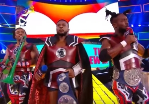 There's Apparently A Very Good Reason The New Day Already Lost The Smackdown Tag Titles