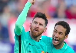 Lionel Messi Said Goodbye To Neymar With The Saddest Instagram Video Of All Time