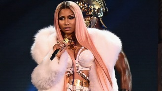 Nicki Minaj Reminds B*tches They're Her Sons On 'No Flag' With 21 Savage, Offset And London On Da Track