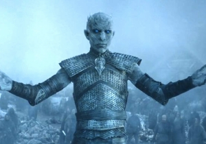 A 'Game Of Thrones' Fan Theory May Explain What The Night King Will Do Next
