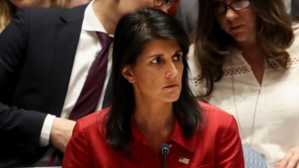 UN Ambassador Nikki Haley Seems To Think The White House Will Accept The New Climate Change Report