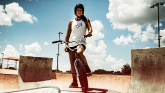 This BMX Rider Is Paving The Road So That Other Women Can Soar Over It
