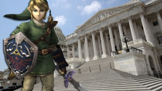 The GOP Made A Bizarre Comparison To Tax Reform And 'The Legend Of Zelda' That Has Gamers Shaking Their heads
