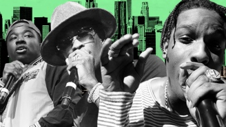 New York Hip-Hop Sounds Exactly How It's Supposed To In 2017