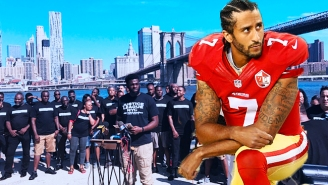 Dozens Of Current And Former NYC Cops (Including Frank Serpico) Held A Rally To Support Colin Kaepernick
