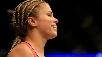 UFC Star Paige VanZant Suffered A Horrendous Foot Injury And You Don't Want To Look At It