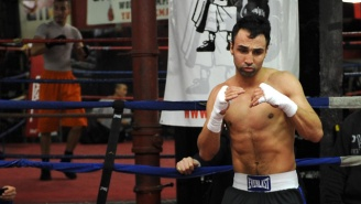 Paulie Malignaggi Claims He Made Conor McGregor 'Whimper Like A Girl' In Sparring