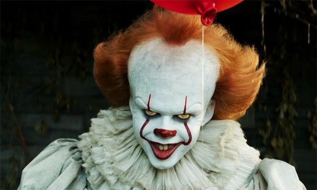 Image result for pennywise it