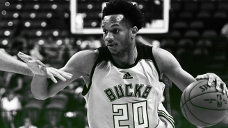 How One Bucks Guard Is Using Diet And Crossfit To Get An Extra Edge This Offseason