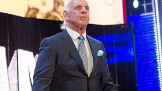 Jerry Lawler Explained How Little Of A Chance Ric Flair Had To Survive
