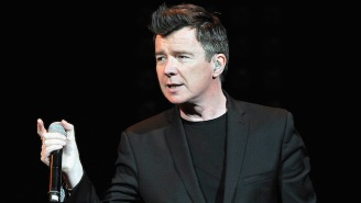 Rick Astley Rickroll'd An Entire Festival Crowd With The Help Of The Foo Fighters And Nirvana