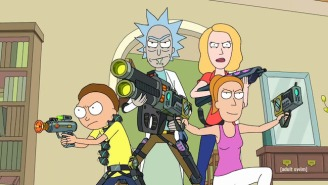 This Season Of 'Rick And Morty' Has Added Another Crack To TV Sci-Fi's Glass Ceiling