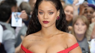 Rihanna Has New Stance Socks On The Way For The 'Thottie' In All Of Us