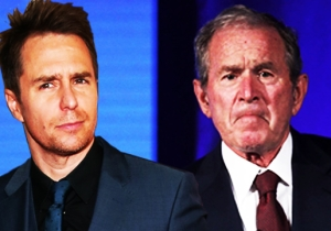 Sam Rockwell Will Reportedly Be The George W. Bush To Christian Bale's Dick Cheney In A New Biopic