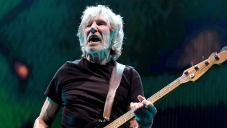 Roger Waters Says Opponents Of His 'Anti-Trump' Tour Should 'Go See Katy Perry' Instead
