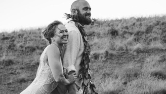 Check Out These Photos Of Ronda Rousey And Travis Browne's Hawaii Wedding