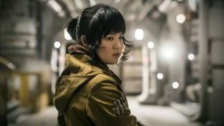 A 'Star Wars: The Last Jedi' Toy Hints At Newcomer Rose's Place In The Galaxy
