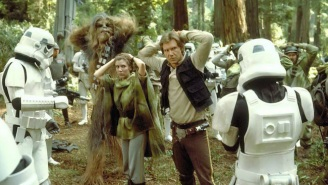 Stop Blaming Ewoks For 'Return Of The Jedi,' The Empire Was Pathetic