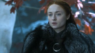 Sophie Turner Offered A Bittersweet Farewell To 'Game Of Thrones' And Sansa Stark