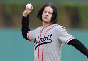 Jack White Is Releasing An Exclusive Vinyl Record That You Can Only Get By Buying Detroit Tigers Tickets