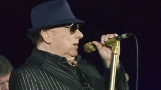 Van Morrison's Soulful New Single 'Transformation' Featuring Jeff Beck Is His Best Offering In Years