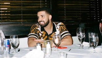 It Appears That Drake Is Opening Up His Own OVO Branded Restaurant In Toronto