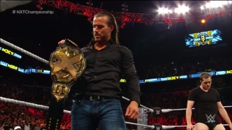 Watch Adam Cole Make An Explosive Debut At NXT TakeOver: Brooklyn III, Baybay