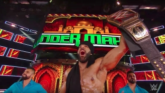 Jinder Mahal Once Made A Completely Insane Promise To Vince McMahon