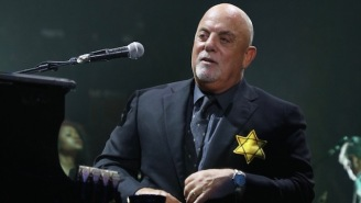 Billy Joel Staged A Powerful Protest Against Nazism During A Concert At Madison Square Garden