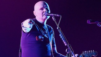William Patrick Corgan Wants You To Take Him As He Is In The Stirring, Symphonic Single 'The Spainard'