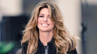 Shania Twain Wrote The Brad Pitt Line In 'That Don't Impress Me Much' After Seeing His Nude Photos