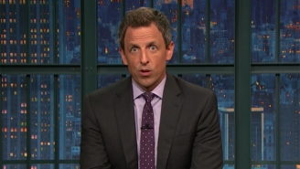Seth Meyers On Trump's Charlottesville Response: 'Stand For A Nation Or Stand For A Hateful Movement, You Can't Do Both'