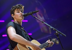 Shawn Mendes Sent The 1975's Matt Healy A Pair Of His Underwear