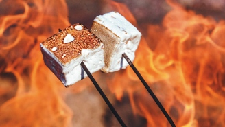 Interrogating A 'S'moreologist' On How To Make The World's Best S'More