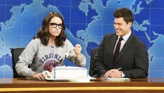 Tina Fey Told David Letterman She Wishes She Could Change This Controversial 'SNL' Sketch