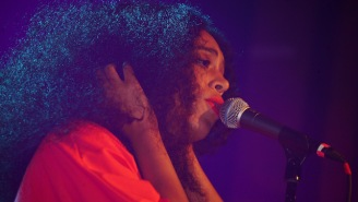 Solange Lives Out Her Younger Self's Dream By Performing With Incubus