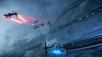 The 'Star Wars: Battlefront II' Starfighter Assault Mode Takes Us Across The History Of 'Star Wars'